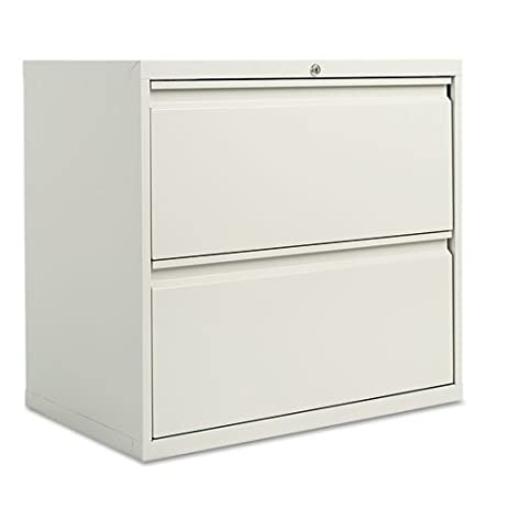 Amazon.com : Alera LF3029LG Two-Drawer Lateral File Cabinet, 30w X ...