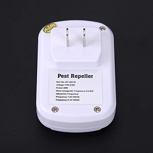 Electronic Ultrasonic Anti Pest Mosquito Cockroach Rat Mouse Killer Repeller Hot   US