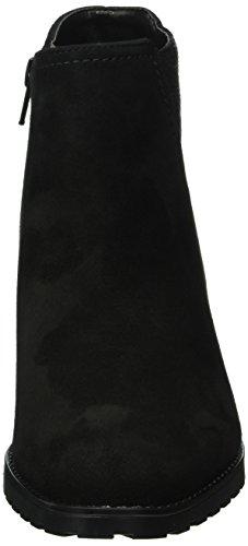 Jenny San Vito-St - Botas de Caña Baja con Forro Cálido y Botines Para Mujer Negro (Schwarz 71)