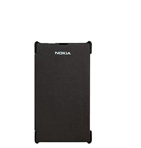 discount 3f9e6 6c131 Generic Micvir Flip Cover For Nokia X2 (Black)