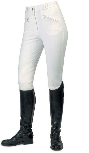 Western Plant Health Association  - Pantalones de hípica para mujer Blanco (White)