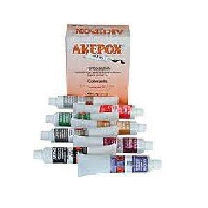 Akemi Akepox Assorted Colorant Set 8/Box