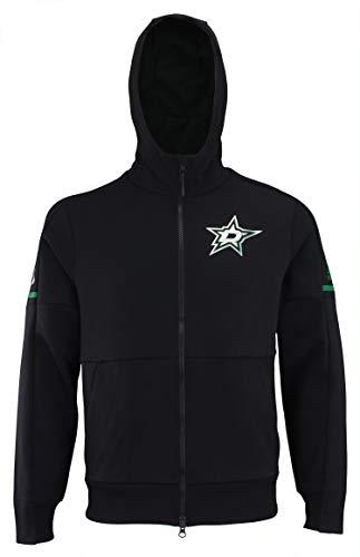 adidas Chicago Blackhawks Center Ice Full Zip Zone Jacket - Senior