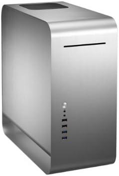 Rosewill Legacy MX2-S Carcasa de Ordenador Midi-Tower Plata - Caja de Ordenador (Midi-Tower, PC, Aluminio, SGCC, Plata, ATX,Micro ATX,Mini-ITX, uATX, Hogar/Oficina): Amazon.es: Informática