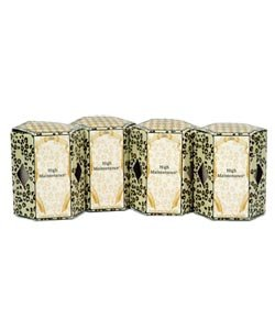 Tyler Candle - Hollywood Votive Candles - Set of 4 (Tyler Candles Hollywood)