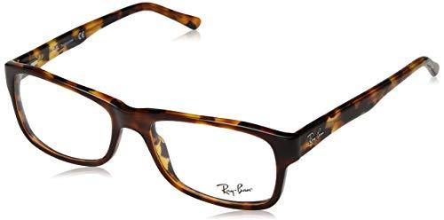 Ray-Ban Rx5268 Rectangular Prescription Eyeglass Frames