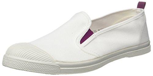 Bensimon Herren Tennis De Tommy Whity Chaussure Violet (violet)