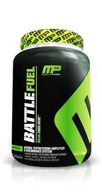Battle Fuel (Natural Testosterone Booster) 126 Capsules