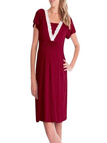 46f704f13baf Vestito Eleganti Donne Incinte