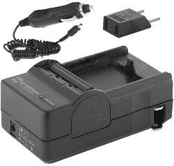 Battery Charger for Panasonic HDC-HS20K HDC-HS250K Camcorder HDC-HS250P HDC-HS20P