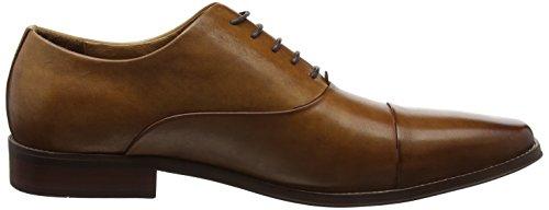Para Marrón tan Oxford Zapatos Ravenswood Dune Tan Hombre Cordones De wTXRx