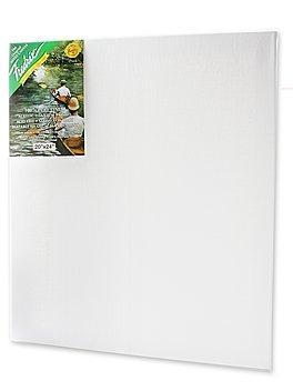 Fredrix Pro Belgian Linen Pre-Stretched Canvas 24 in. x 30 in. each by Fredrix