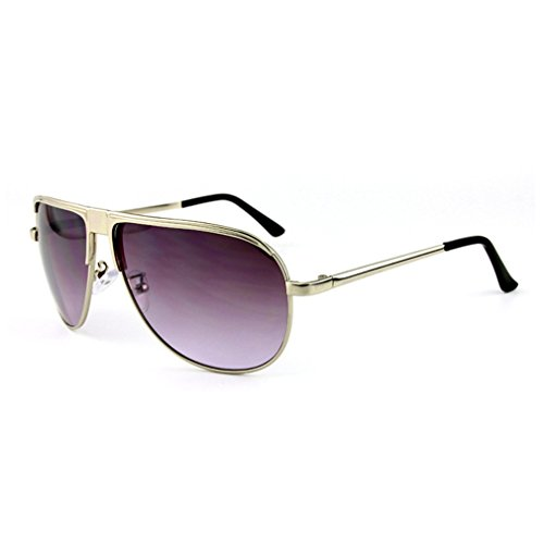 G&T New Mens Fashion Handsome Classic Uv Protection Driving Aviator - Gradientlens