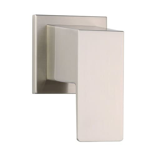 Danze D560962BNT Mid-Town Single Handle Trim Kit for 3/4-Inch Volume Control/Shut Off Valve or 3-Port/4-Port Shower Diverter, Valve Not Included, Brushed Nickel