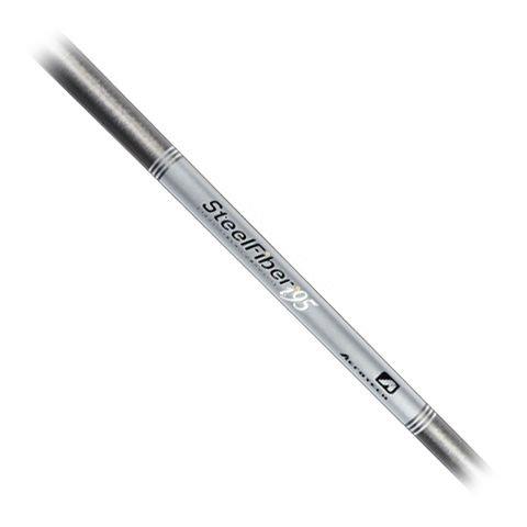 新しいAerotech Steelfiber i95cw 4 IronグラファイトシャフトStiffフレックス39.5