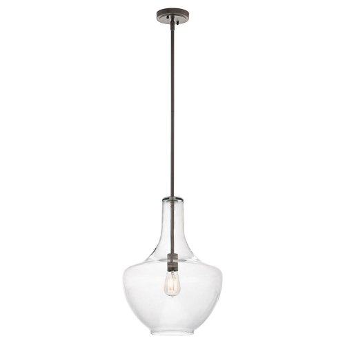 Large Glass Pendant Light Amazoncom