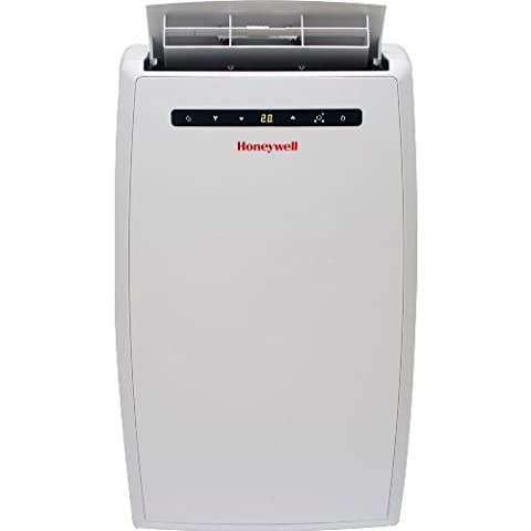 Honeywell MN10CESWW MN Series 10,000 BTU Portable Air Conditioner with Dehumidifier & Fan in White (Compressor Air Conditioning)