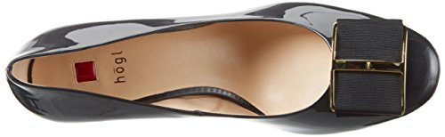 Högl 2- 10 5084 - Tacones Mujer Gris - Grau (6600)