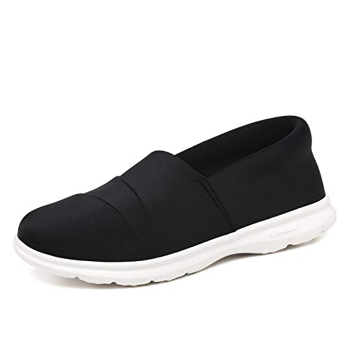 Pastaza Womens Slip On Casual Shoes Lightweight Flat Fitness Shoe Ladies Comfy Outdoor Sneakers