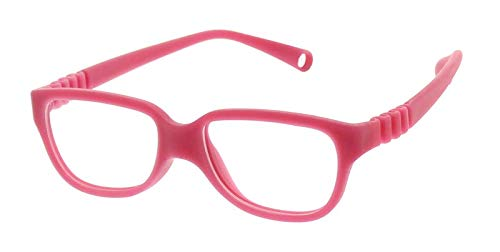 Dilli Dalli Tutti Frutti Kids Eyeglasses Frame | Raspberry | 44-13 | 2-4 Years