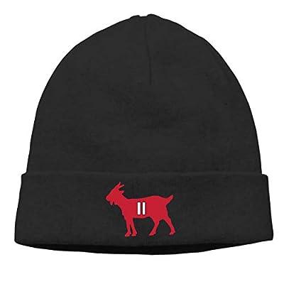 Moore Me Men's Winter Warm Beanie Hats Atlanta Julio Goat Slouchy Beanie for Women