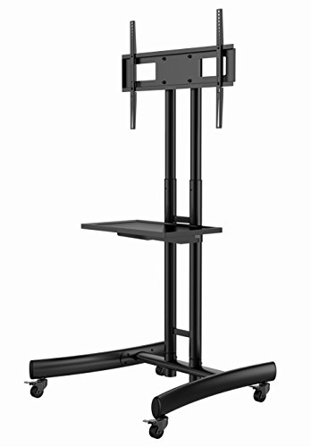 Kiosk Cart - Rocelco Durable Television Stand (BSTC)