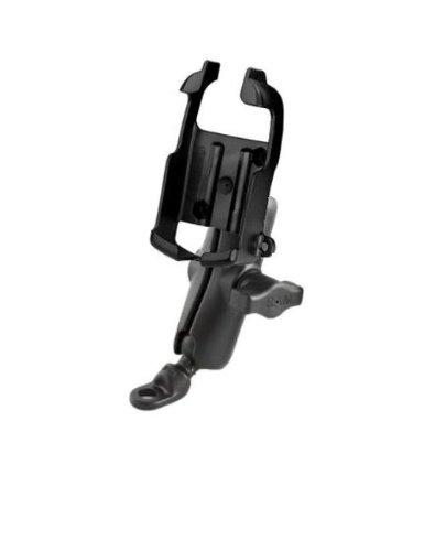9MM FLAT BASE BIKE MOUNT FOR GARMIN ETREX LEGEND C CX VENTURE CX VISTA C CX HCX