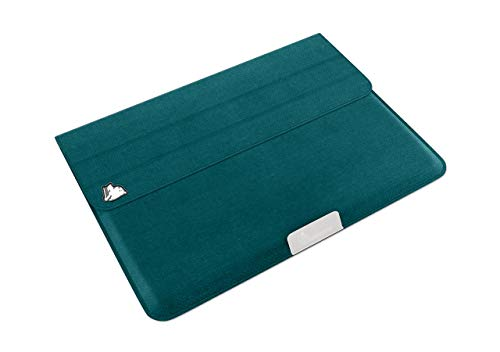 DefenderShield Laptop Case EMF Radiation Blocker & Protection Laptop Sleeve - Notebook Computer EMF Shield Cover Compatible with up to 13'' Laptop, Ultrabook, Chromebook, MacBook by DefenderShield (Image #2)