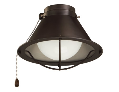 Seaside Patio (Emerson Ceiling Fans LK46ORB Seaside Lamp for Ceiling Fans)