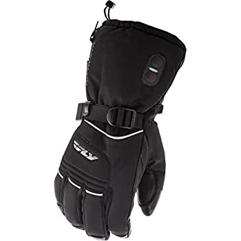 Fly Ignitor 2 Heated Snowmobile Cold Weather Gloves
