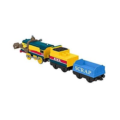 Thomas & Friends Fisher-Price Trackmaster, Rebecca, Multicolor: Toys & Games