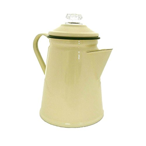Coffee Percolator - Cream (Pack of 6)