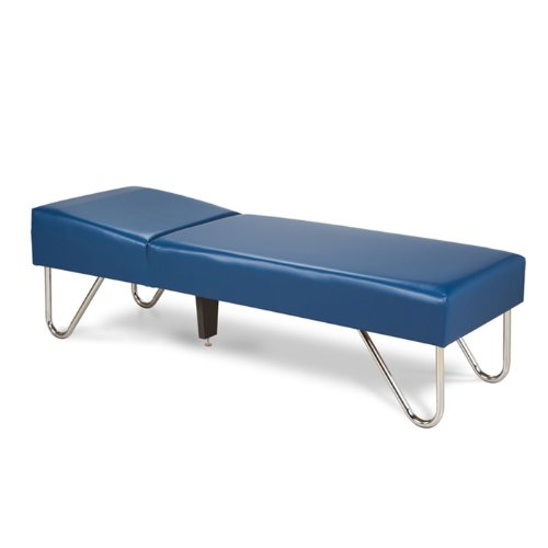 Clinton Chrome Leg Recovery Couch 24'' wide Item# 3600-24