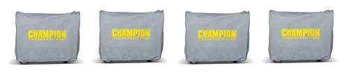 Champion Weather-Resistant Storage Cover for 2800-Watt or Higher Inverter Generators (4-Pack)