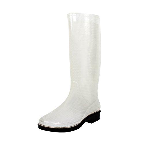 clear rain boots women - 1