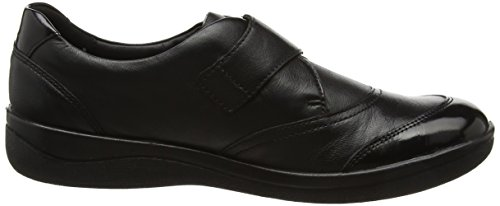 Padders Gaby Womens Casual Shoes Black (black Combi)