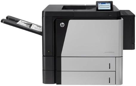 HP Laserjet Enterprise M 806 DN - Impresora Láser Blanco y Negro ...