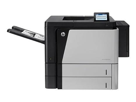 HP Laserjet Enterprise M 806 DN - Impresora Láser Blanco y ...