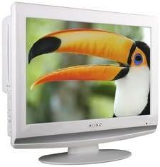 Orion TV 19 PW 155 DVD - Televisor de alta definición (LCD, 48,2 cm (19 pulgadas), formato 16:9, sintonizador híbrido DVB-T y reproductor de DVD integrados), color blanco: Amazon.es: Electrónica
