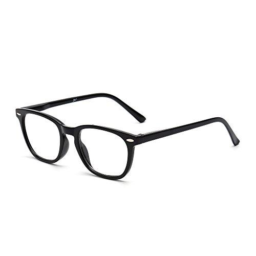 09c7941648a Retro Reading Glasses Spring Hinge Tortoiseshell Eyeglasses Readers Men Women  Eyewear for Reading