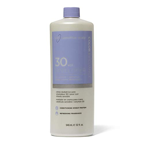 Sensitive Scalp 30 Volume Creme Developer (Best Hair Color For Sensitive Scalp)