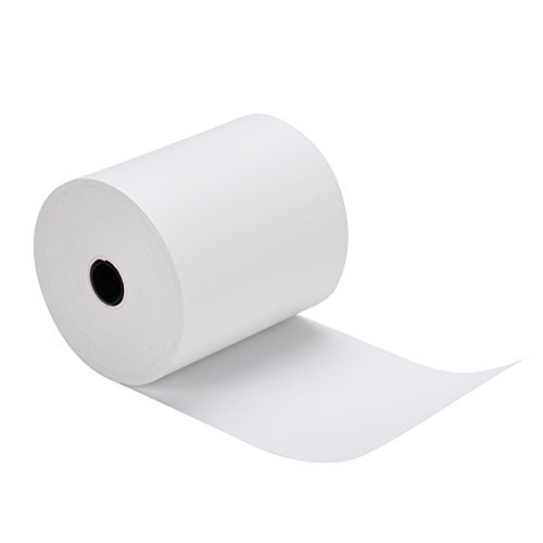 "MFLABEL 50 Rolls 2 1/4"" x 85' Thermal Paper Cash Register POS Receipt Paper"