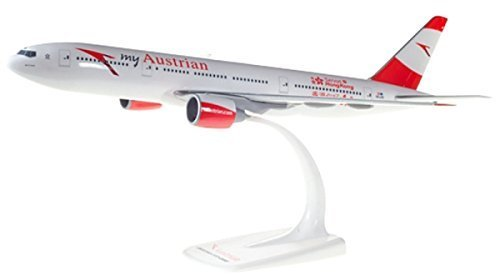 Helper 1/200 777-200 Austrian Airlines new paint OE-LPD finished product
