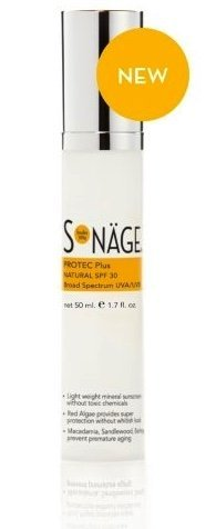 Sonage Protec Plus Natural SPF 30 Mineral Sunscreen