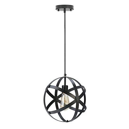 Industrial Metal Pendant Light