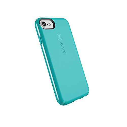 Speck Products CandyShell Cell Phone Case for iPhone 8/7/6S/6 - Jewel Teal/Mykonos (Blue Acrylic Case)
