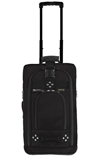 Club Glove Carry On Bag III Travel Luggage (Black) -