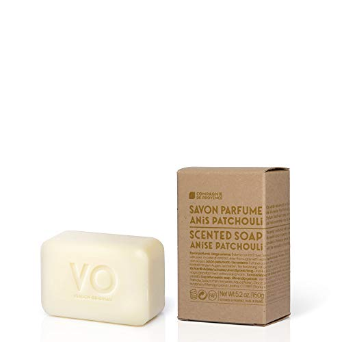 Compagnie de Provence French Bar Soap - Anise Patchouli - 5.3 oz