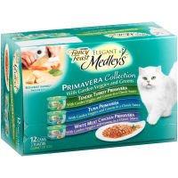 Elegant Medley Primavera Collection Cat Food