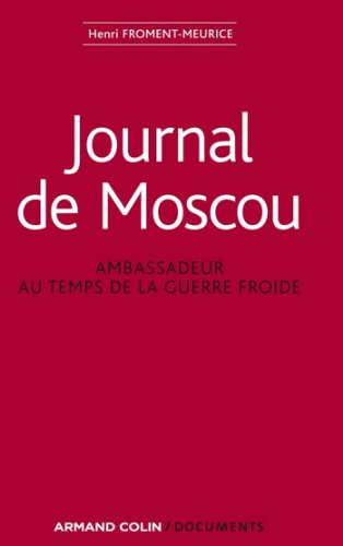 Journal de Moscou (Hors Collection) (French Edition)